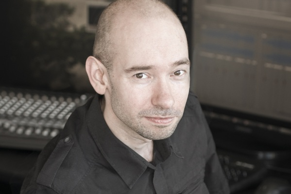 Sound designer David Filskov