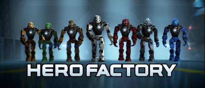 Hero Factory Sound